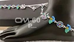 Ornament Silver Payal