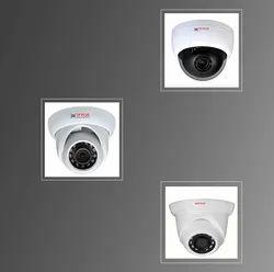 Analog Camera 1.3 MP CP Plus CCTV Dome Camera, for Security Purpose