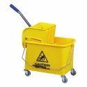 Single Mop Wringer Trolley 20 Lit
