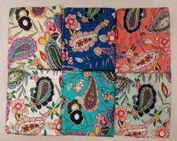 Handicraftofpinkcity 44-45 Garment Fabric, For Garments, GSM: 150-200
