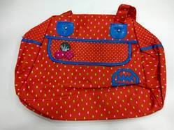 Cotton Ladies Sling Bag