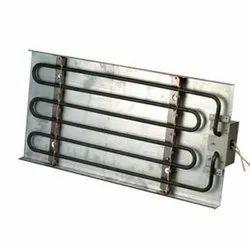 Metal Clad Hopper Heaters