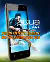 Intex Aqua A4 Plus Smartphone