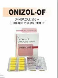 Ofloxacin And Ornidazole Tablets