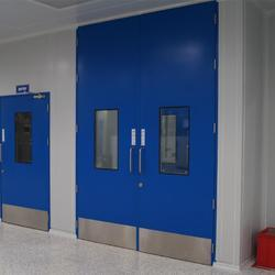 Epoxy Powder Coated PUF Hospital Door & Hospital Doors in Hyderabad ??????? ?? ?????? ...