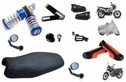Accessories for Mahindra Bike