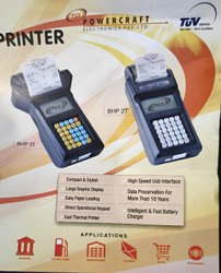 BALAJI Handy Ticketing Machine