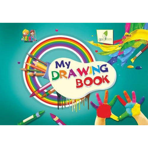 my drawing book at rs 26 piece sangam nagar indore id