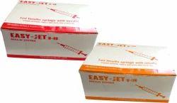 1ml Insulin Syringe U40 / U100 (Easy-Jet U40 / U100)