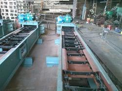 STENFAB Forged / Low Alloy Steel Drag / En-Masse Chain Conveyor