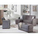 Grey Designer Luxury Sofa