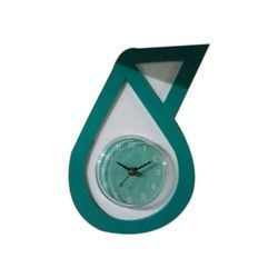 Logo Shape Wall Clock, For Home, Office