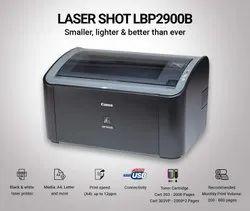 Usb A4 Canon 2900B Laser Printer, For Printing