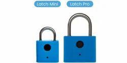 Fingerprint Sensor Openapp Latch Smart Lock Mini, Stainless Steel