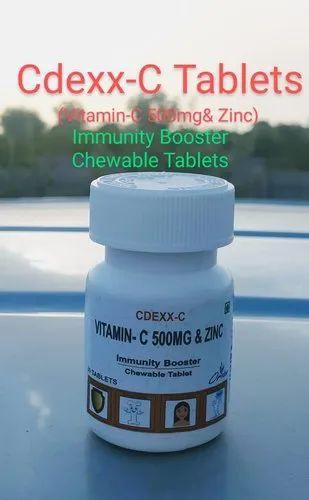 Vitamin C & Zinc Tablet