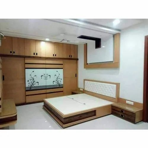 Plywood Brown Antique Modern Bedroom Furniture Rs 450000 Unit Id 13696422991
