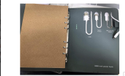 GR Design Wireless Charging Note Book