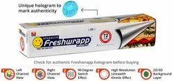 Freshwrapp 72m