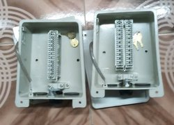 Plastic Square Telephone DP Box, For Junction Boxes