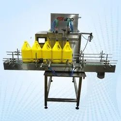 Liquid Pesticide Filling Machine