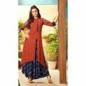Cotton Ladies Palazzo Suit, Size: S-xl