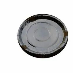 Plain Round Disposable Paper Plate Raw Material