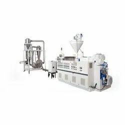 Plastic Compounding Machine