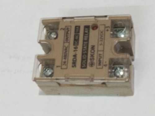 40DA SSR Control 3-32V DC output 48~660VAC single phase AC solid state relay