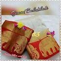 Kanjivaram Tussar Silk