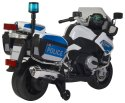 Kids 12V Battery Operated Toyhouse BMW R 1200 RT Police Motorcycle