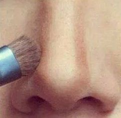 Female Nose Makeup Beauty Services