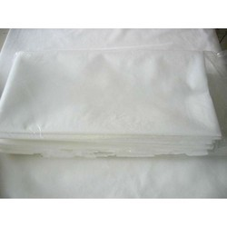 White Spa & Beauty Parlor Bed Sheet, GSM: 16 to 60