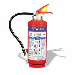 Saviour Mild Steel 5 Kg Dry Chemical Fire Extinguisher, Capacity: 5Kg