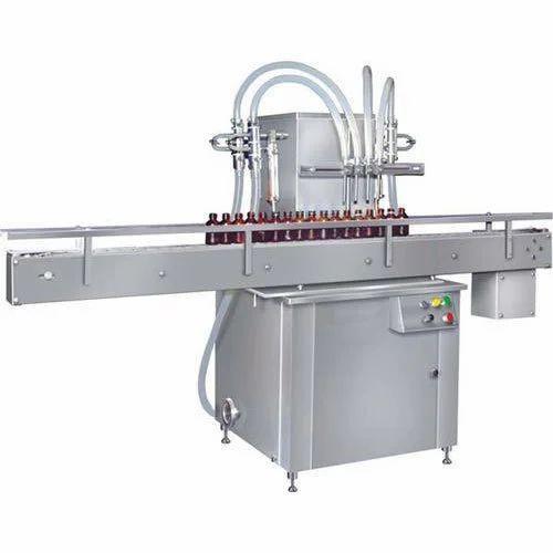 Industrial Liquid Filling Machine