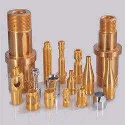 Precision Turned CNC Components