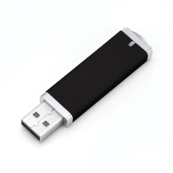Metal Stick USB Pendrive, For Storing Data