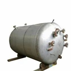1000L Mild Steel Chemical Storage Tank