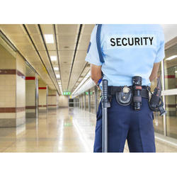 Industrial Security Guard Service