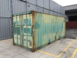 20 GP Used Containers ASIS