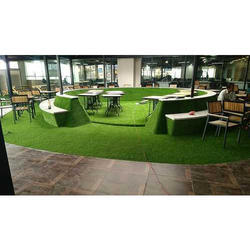 Green Indoor Artificial Grass Installation Services