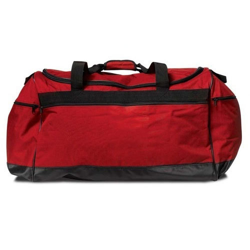 817c77ebe1ab Plain Sports Kit Bag
