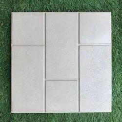 Brick Designer Chequered Cement Tiles