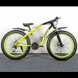 21 Gear Fat Bike