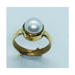 South Sea Pearl Moti Ring