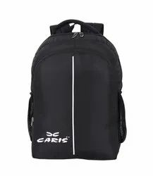 Caris 18 Black backpack bag