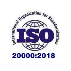 ISO/ IEC 20000:2018 Certification