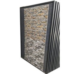 Ceramic Mosaic Designer Elevation Wall Tile, Thickness: 10-15 mm
