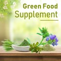 Herbalhills Organic Green Food Supplement Powder
