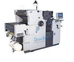 SAHIL Two Color Offset Machines Printing, SG-224 ECO, Capacity: 10000 Bags In One Shift