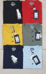 Male Metty Cotton Plain Rugged T Shirt
